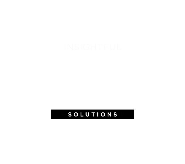 Insightful design solutions